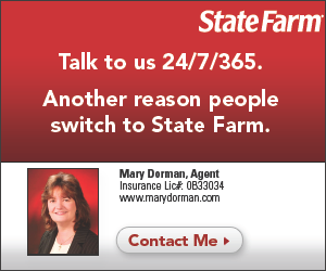 MaryDormanStateFarmAD